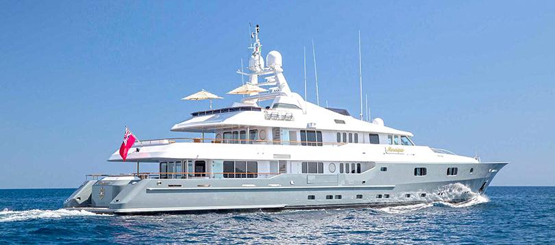 Proteksan Turquoise - Splendide Mosaique 2002 TissoT Yacht Charter  Switzerland