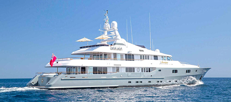 Acheter Superyacht Mosaique Proteksan Tissot Yachts International