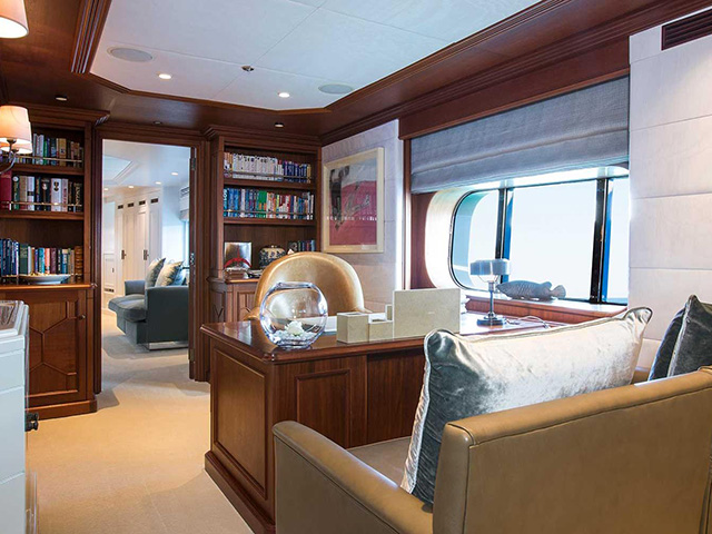 Yachts - TissoT Real Estate : Proteksan Turquoise Mosaique pièces