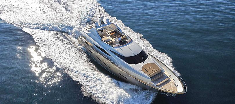 Peri Yachts - Splendide Quantum 2007 TissoT Yacht Charter  Switzerland