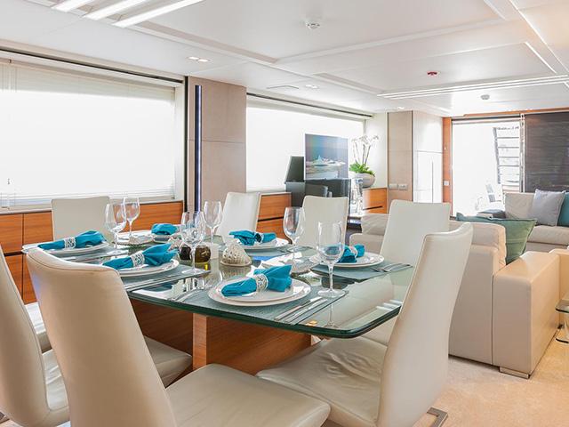 Yachts - TissoT Real Estate : Peri Yachts Quantum pièces