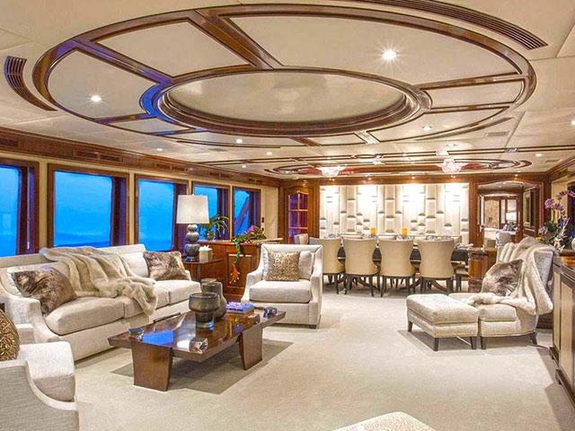 Yacht - Trinity Yachts - Trinity 142