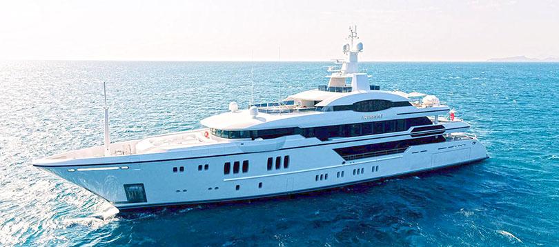 Sunrise Yachts - Splendide Irimari 2015 TissoT Yacht Charter  Switzerland