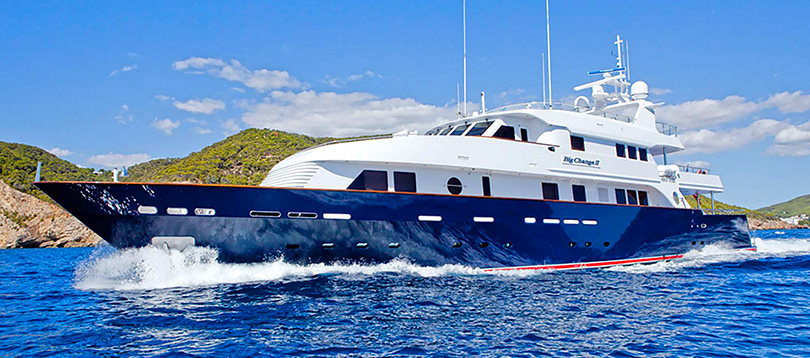 Proteksan - Splendide Big Change II 2010 TissoT Yacht Charter  Switzerland