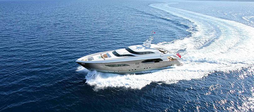 Tamsen Yachts - Splendide Namaste 8 2008 TissoT Yacht Charter  Switzerland