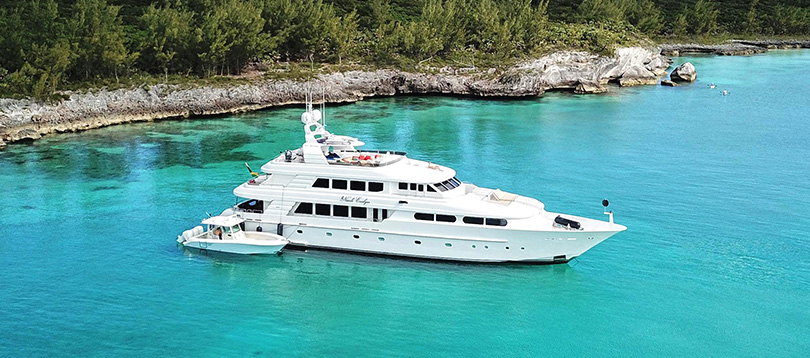 Cheoy Lee - Splendide Nicole Evelyn 2003 TissoT Yacht Charter  Switzerland