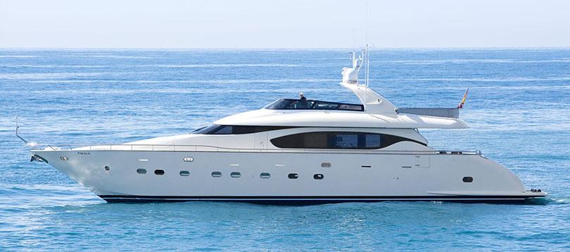 Maiora - Splendide 24S 2003 TissoT Yacht Charter  Switzerland