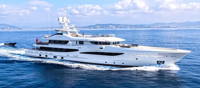 Amels - Splendide LE 180 2016 TissoT Yacht Charter  Switzerland