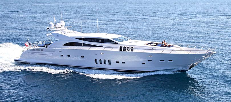 Arno Leopard - Splendide 34 2013 TissoT Yacht Charter  Switzerland