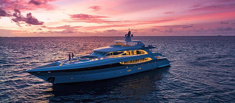 Acheter Superyacht 38 Tropical Adventures Maldives PVT TissoT Yachts Switzerland