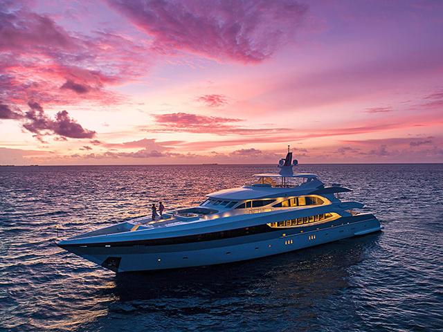 Yacht Tropical Adventures Maldives PVT 38 TissoT Yachts Switzerland