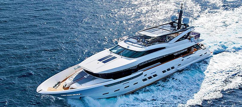 Acheter Superyacht Dreamline 34 Dreamline Yachts TissoT Yachts Switzerland