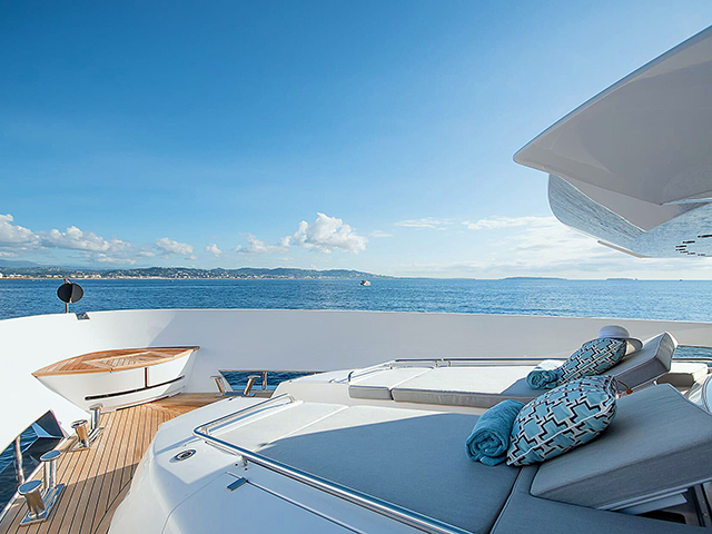 Yacht Dreamline Yachts Dreamline 34 TissoT Yachts Switzerland