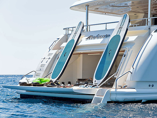 Yacht Ferretti 34 TissoT Yachts Switzerland