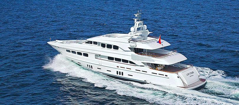 Acheter Superyacht 44 Dutch Yacht Builders TissoT Yachts Switzerland