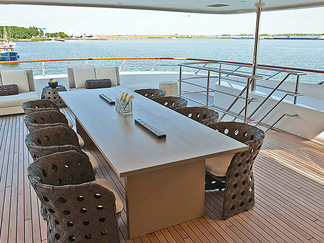 Yacht Dutch Yacht Builders 44 TissoT Yachts Switzerland