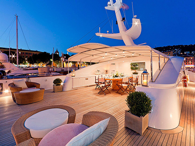 Yacht CBI Navi 40 TissoT Yachts Switzerland