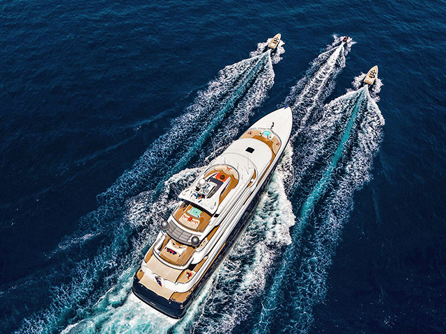 Yacht Abeking and Rasmussen 61 TissoT Yachts Switzerland