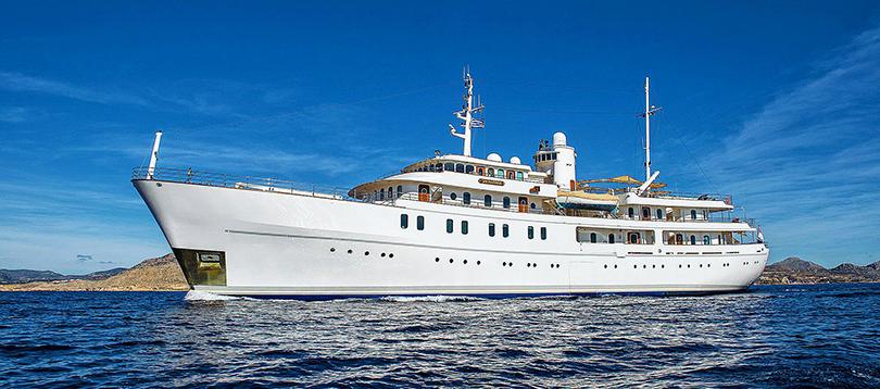 Acheter Superyacht 70 Verkerk Yachting Projects TissoT Yachts Switzerland