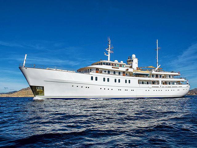 Yacht Verkerk Yachting Projects 70 TissoT Yachts Switzerland