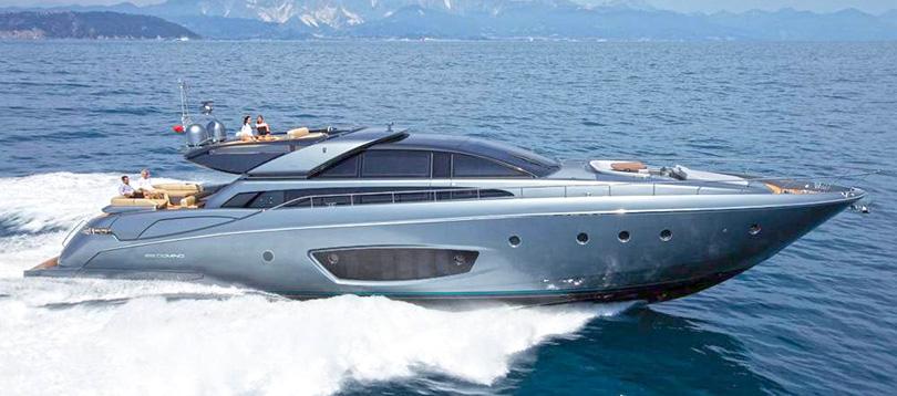 Riva - Splendide Domino 86 2010 TissoT Yacht Schweiz