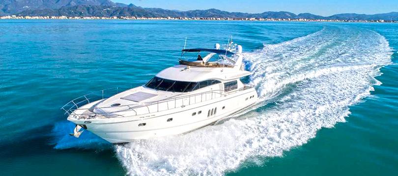 Princess Yachts - Splendide Princess 23 2008 TissoT Yacht Schweiz