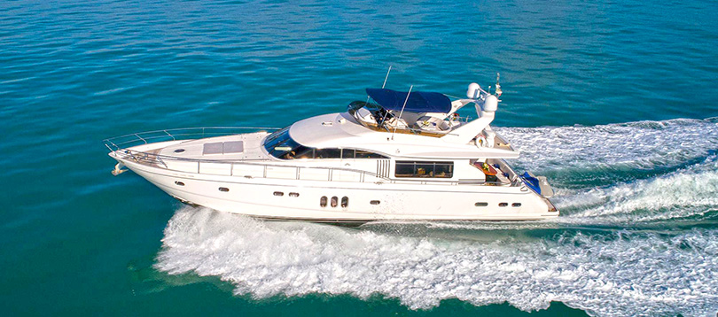 Acheter Superyacht Princess 23 Princess Tissot Yachts International