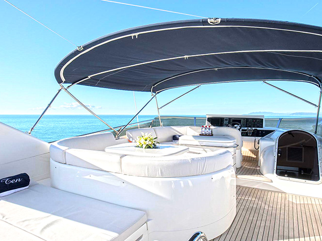 Yacht Princess Princess 23 Tissot Yachts International