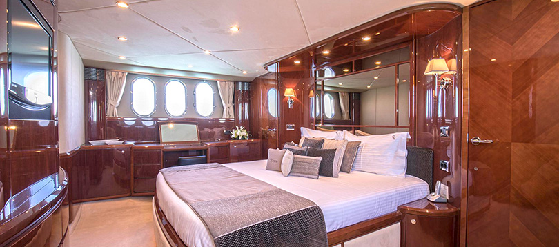 Yachts - TissoT Real Estate : Princess Yachts Princess 23 pièces