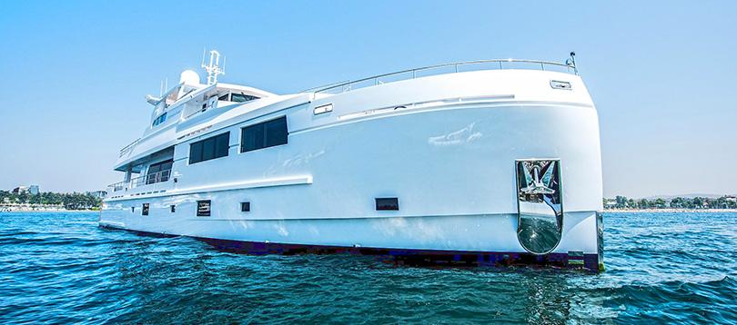 Mengi Yay - Splendide Trawler 32 2017 TissoT Yacht Switzerland