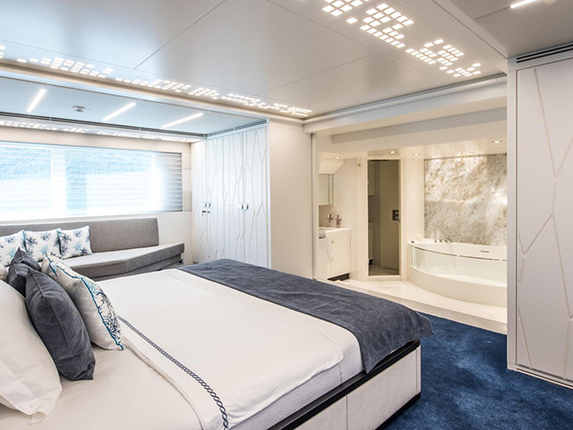 Yacht Mengi Yay Trawler 32 TissoT Immobilien