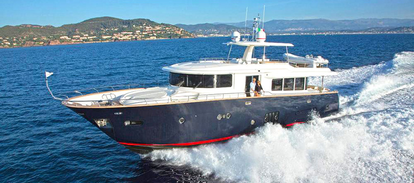 To buy Maestro 82 - Hull 10 - Apreamare Yacht