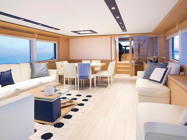 Yacht - Apreamare - Maestro 82 - Hull 10