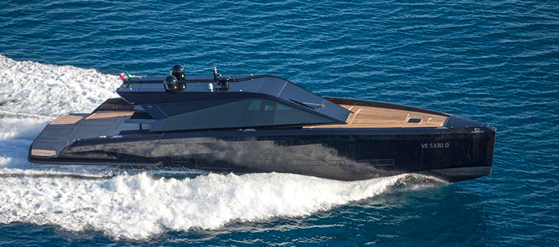 Wally Yachts - Splendide Wally Power 75 2015 TissoT Yacht Schweiz