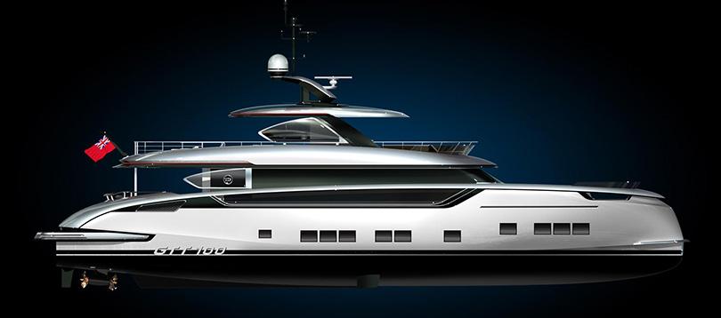 Dynamiq - Splendide GTT 100 2020 TissoT Yacht Schweiz