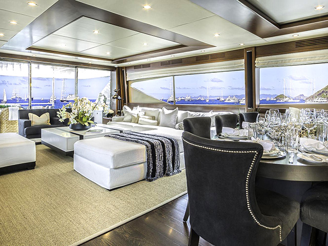 Yachts - TissoT Real Estate : Princess Yachts Cristobal pièces