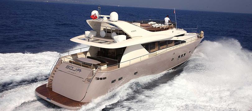 Seanest - Splendide Soja 2007 TissoT Yacht Schweiz