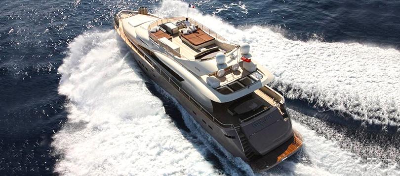 Acheter Superyacht Soja Seanest Tissot Yachts International