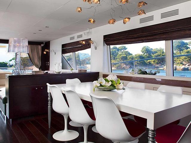 Yacht Seanest Soja Tissot Yachts International