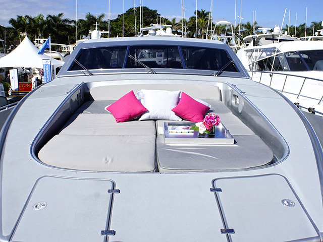Yachts - TissoT Real Estate : Arno Leopard 27 Sport pièces