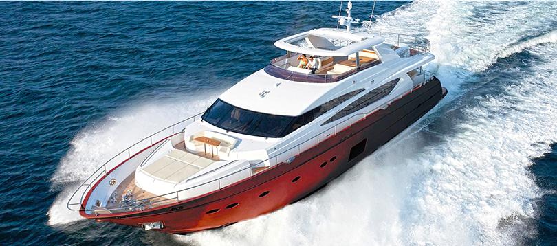 Princess Yachts - Splendide Princess 95 2009 TissoT Yacht Schweiz