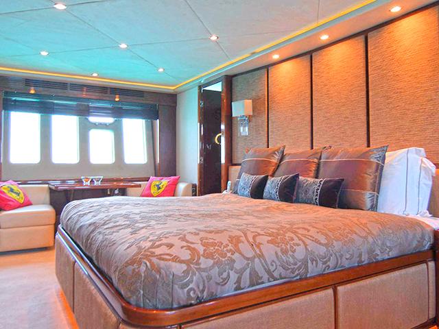 Yacht Princess Yachts Princess 95 TissoT Realestate