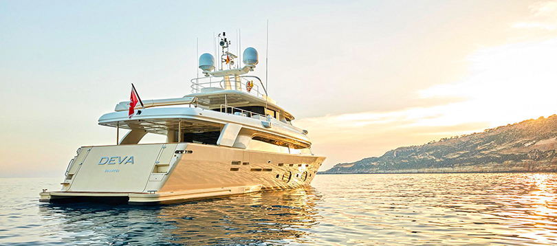 Ferretti - Splendide Custom 2010 TissoT Yacht Switzerland
