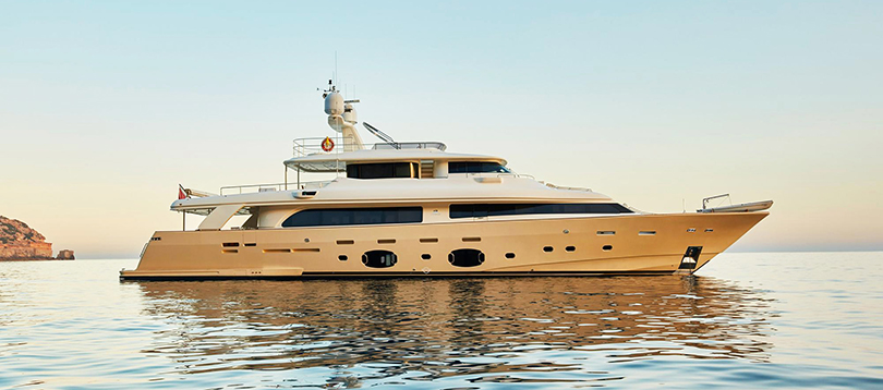 To buy Custom - Ferretti Yacht