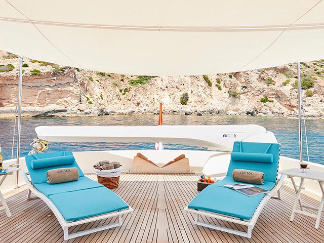Yacht - Ferretti - Custom