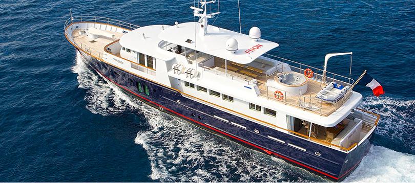 OCEA SA - Splendide Commuter 108 2008 TissoT Yacht Schweiz
