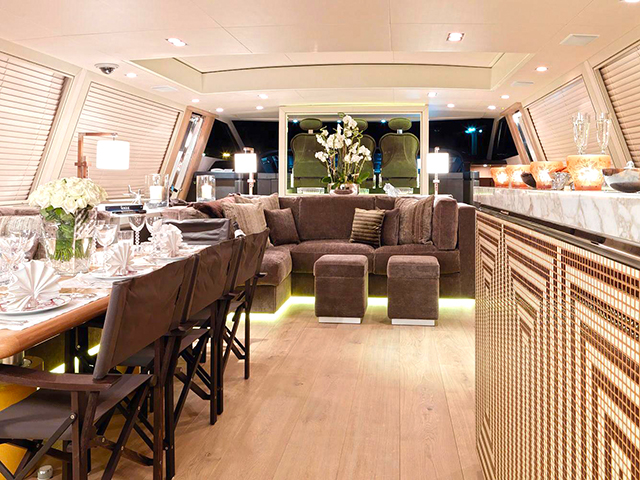 Yacht - Arno - Leopard 34