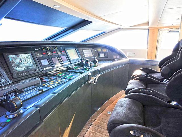 Yachts - TissoT Real Estate : Arno Leopard 34 pièces