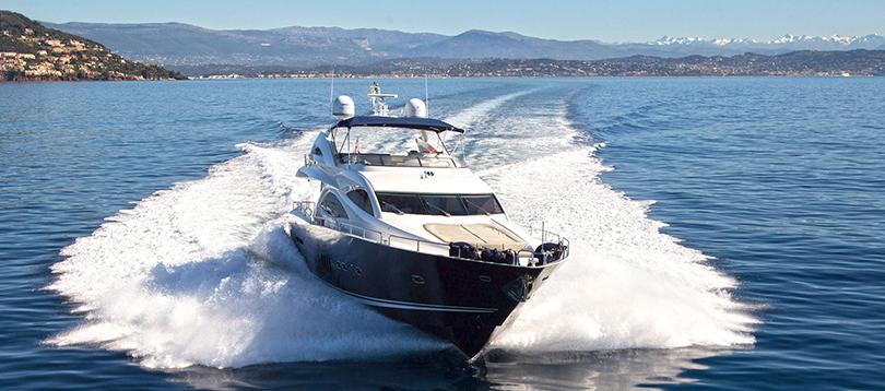 Sunseeker - Splendide Sunseeker 90 2008 TissoT Yacht Schweiz