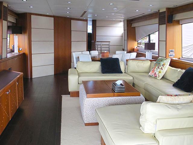 Yachts - TissoT Real Estate : Sunseeker Sunseeker 90 pièces